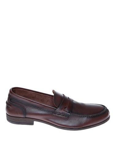 Fabrika Loafer Ayakkabı Kahve